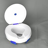 Туалетное сиденье-надставка с крышкой - Ersamed SL-515, фото 1