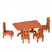 Игровой набор мебели для гостиной (Счастливая семья) IF230