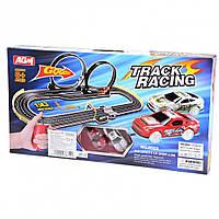 Детский автотрек с эстакадами и мертвой петлей на два игрока (Track Racing) IM331