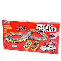 Детский автотрек на два игрока (Track Racing) IM330