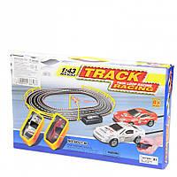 Детский кольцевой автотрек на два игрока (Track Racing) IM329