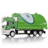 Игрушечный грузовой автомобиль со светом и звуком IM303