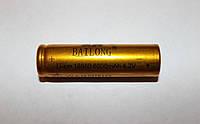 Аккумулятор Bailong 18650 6800mAh 4.2V Gold, аккумуляторная батарея, Bailong 18650 6800mAh 4.2V Gold