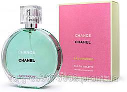 Женская туалетная вoда Chanel Chance Eau Fraiche, 100 мл.