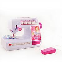 Детская швейная машинка на батарейках IE341