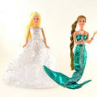 Набор кукол русалка и принцесса ID79