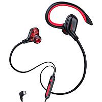 Наушники Type-C проводные вакуумные с микрофоном гарнитура Baseus GAMO Immersive Virtual 3D Game C18 Красный