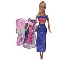 Игровой набор кукла с одеждой и различными аксессуарами (Lucy) ID55