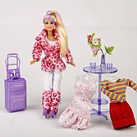 Игровой набор кукла с одеждой и аксессуарами (Lucy) ID51