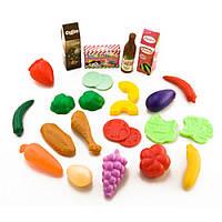Игровой набор продуктов питания с овощами и фруктами IF223