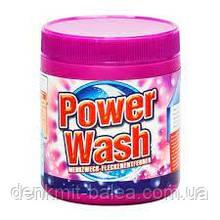 Пятновыводитель универсальный  для тканей Power Wash Multi 600 мл