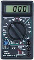 Мультиметр DT832 цифровой портативный звуковая прозвонка