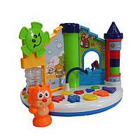 Детская интерактивная музыкальная игрушка IE36