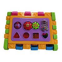 Детская развивающая игрушка сортер IE31