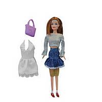 Набор кукла с комплектом одежды ID26