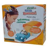Игровой набор для хомячка Жу-Жу Петс (Автомобиль и гараж хомячка) IE28B1