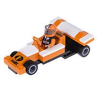 Детский конструктор (Гонка) гоночная машина IM64C
