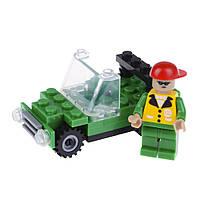 Детский конструктор (Город) машина спасателей IM63D