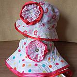 Шляпка летняя для девочки, фото 4