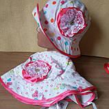 Шляпка летняя для девочки, фото 3