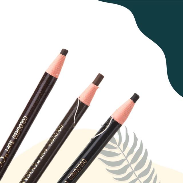 Олівці та ручки для татуажу