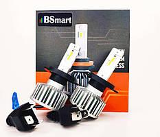 Автолампи LED світлодіодні BSmart S5 H4, 10000 Люмен, 50 Вт, 9-32В