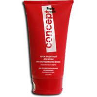 Крем защитный для кожи при окрашивании волос, Concept 150 ml.