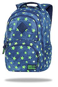 Рюкзак школьный CoolPack DART YELLOW STARS 46х30х17 см 27 л (C19134)