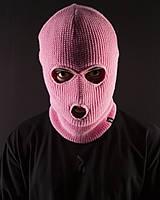 Балаклава унісекс Гармата Вогонь ніжно-рожевий, фото 1