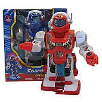 Детский робот со светом и звуком (Космический солдат) IF8