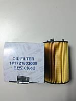 Фильтр масляный оригинальный на SsangYong Korando C (бензин)