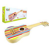 Детская деревянный гитара IE183
