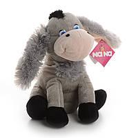 Интерактивная игрушка ослик двигающийся и поющий  25 см IF32S