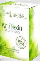 Herbel AntiToxin - чай от паразитов (Хербел Антитоксин), 50 гр, коробка