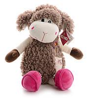 Мягкая игрушка овечка  45 см IF77