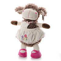 Мягкая игрушка овечка  40 см IF76
