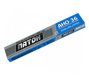 Электроды сварочные Патон АНО-36 Classic 3 мм 2.5 кг (12-202)