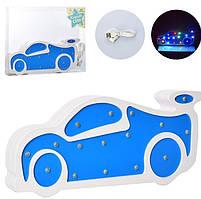 Светильник ночник детский Машинка