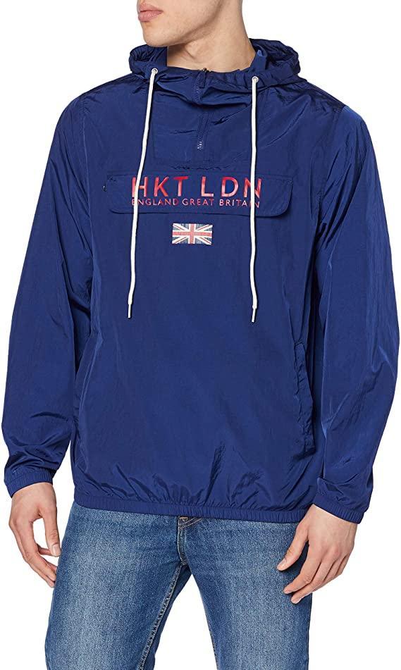 Куртка чоловіча Hackett синя (HM402239-5PO)