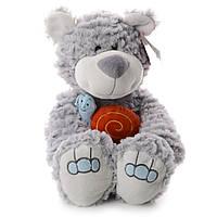 Мягкая игрушка плюшевый медвежонок  40 см IF71