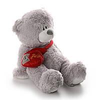 Мягкая игрушка плюшевый медвежонок  40 см IF65