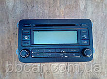 Магнитофон Volkswagen Touran 1K0 035 186 J
