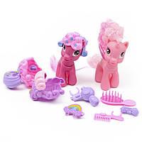 Набор игровых фигурок пони и аксессуары (Мой прекрасный пони) IE45A