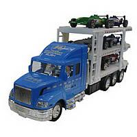Игрушечный грузовой автомобиль для перевозки автомобилей IM78A1