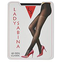 Колготки Lady Sabina 40 den Classic Beige р.5 (LS40Cl) | 5 шт., фото 2
