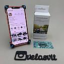 Пластиковый держатель телефона на руль велосипед, фото 6