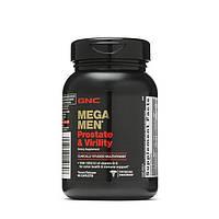 Витамины для мужчин GNC Mega Men Prostate and Virility 90 tab