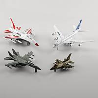 Детский набор вертолет и самолеты IM12