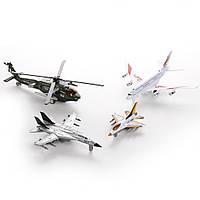 Детский набор вертолет и самолеты IM11