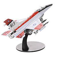 Игрушечная модель сверхзвукового военного самолета (меттал) IM8